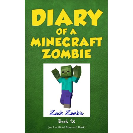 Diary of a Minecraft Zombie, Book 13 : Friday Night Frights 13 Standard Diary