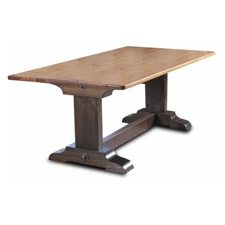 Vintage Flooring And Furniture Trestle Dining Table