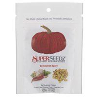 Superseedz Somewhat Spicy Pumpkin Seeds, 1 oz