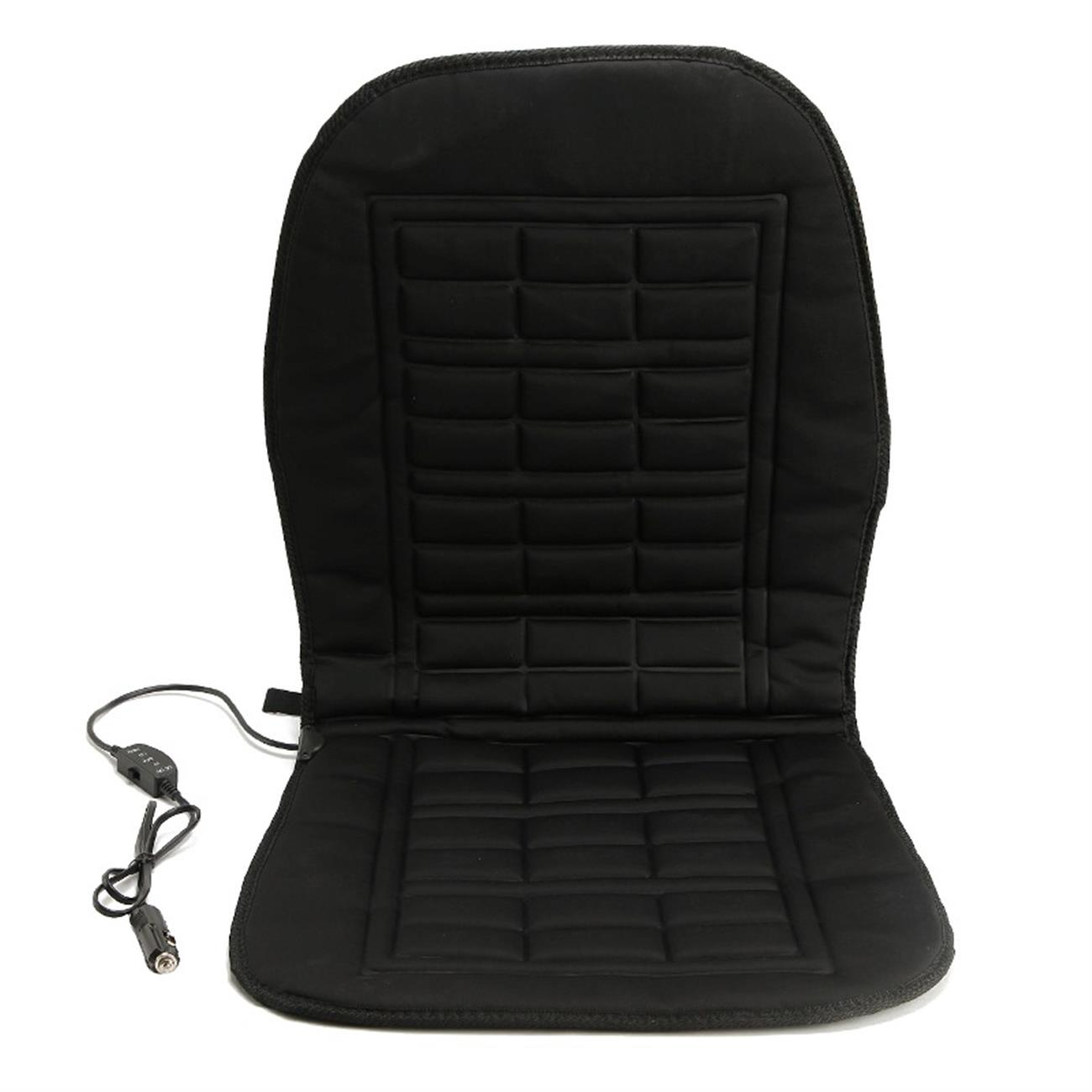 Beamnova Car Heated Seat Cover Cushion Hot Warmer 12V ...