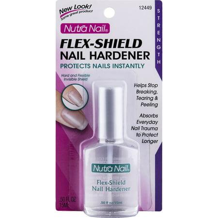 Nutra Nail Flex Shield Nail Hardener  0 5 Oz