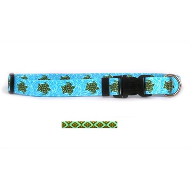 Yellow Dog Design CLB103L Cleo Blue Standard Collar - Large