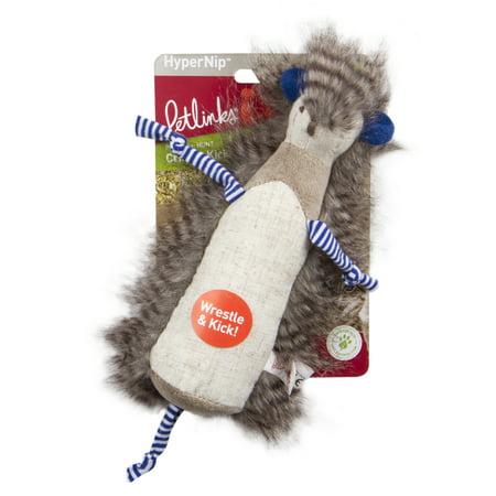 Crinkle Cap - Petlinks® Safari HappyNip™ Crinkle Kicker™ Meercat Cat Toy