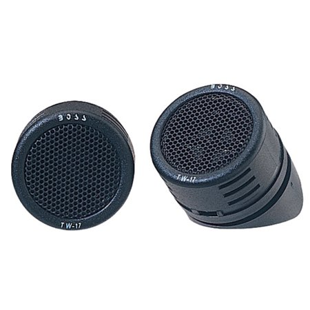 - Boss *TW17* Micro dome tweeters sold in pairs