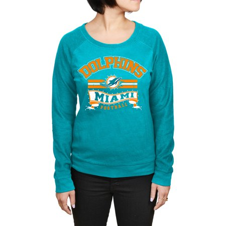 NFL Miami Dolphins Juniors Fleece Top by