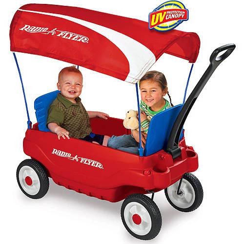 Radio Flyer Ultimate Family Wagon by Radio Flyer Inc.