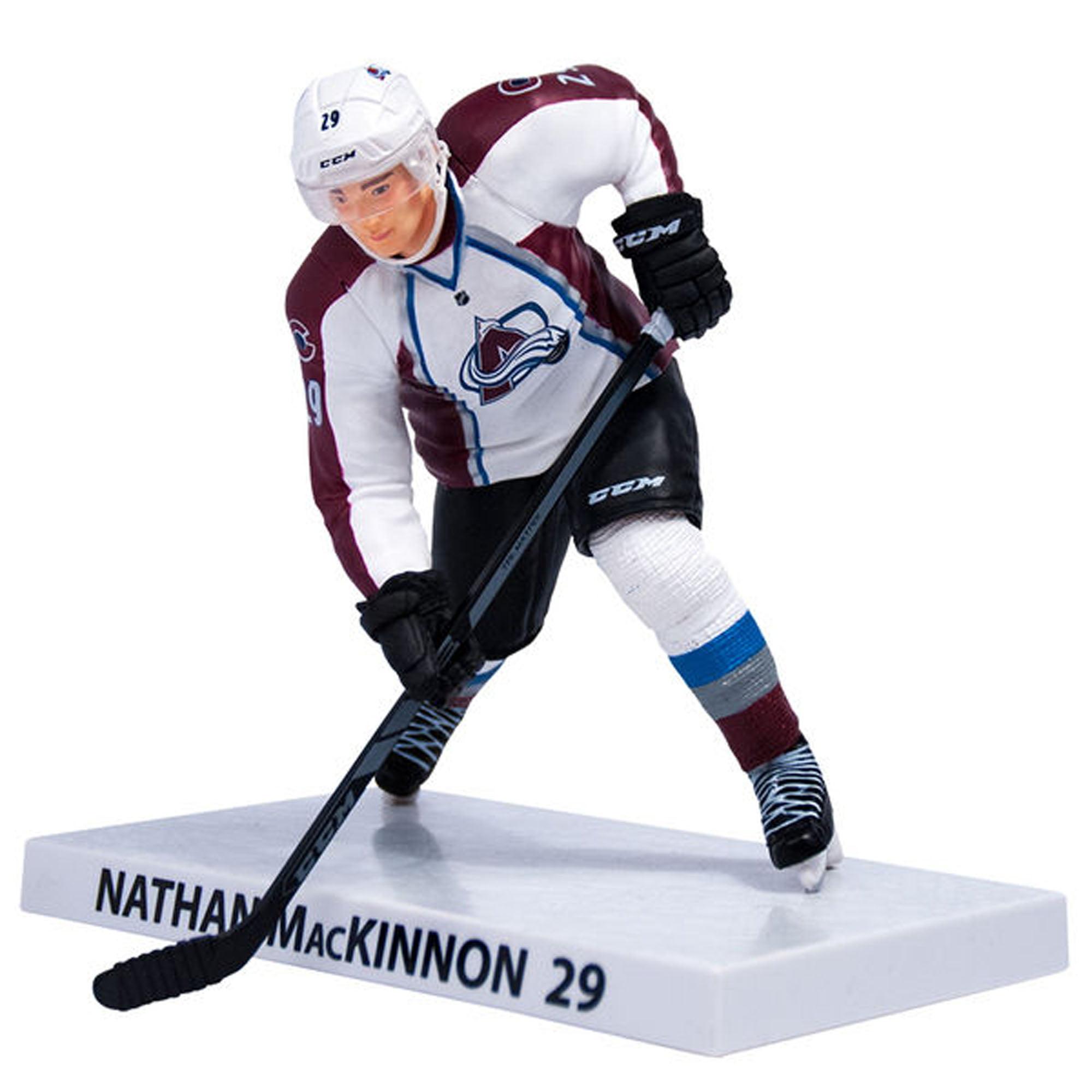 """Nathan MacKinnon Colorado Avalanche Imports Dragon 6"""" Player Replica Figurine - No Size"""