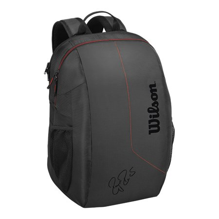 Fed Team Tennis Backpack Black for $<!---->