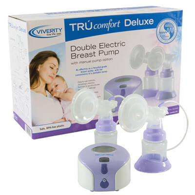 Roscoe Viverity Double Electric Deluxe Breast Pump 1 Count