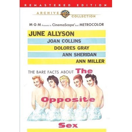 The Opposite Sex (DVD) (Adult Sex Dvds For Couples)
