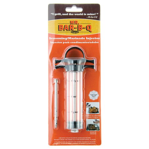 Mr. Bar-B-Q Seasoning and Marinade Injector