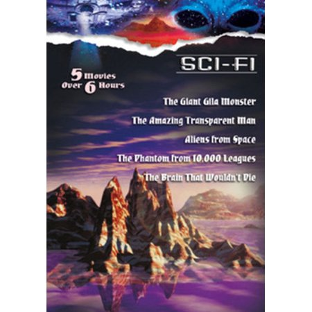Great Sci-Fi Classics: Volume 2 (DVD)