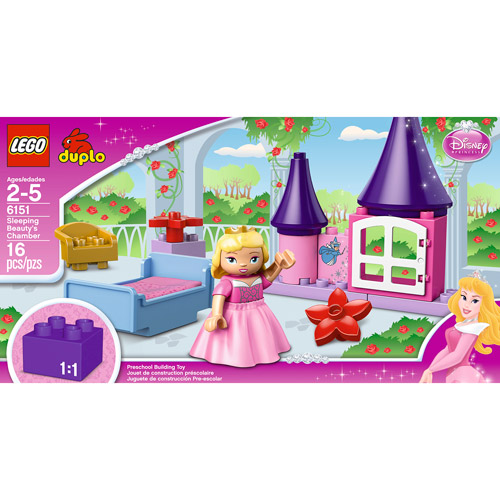 LEGO DUPLO Disney Princess Sleeping Beauty's Chamber