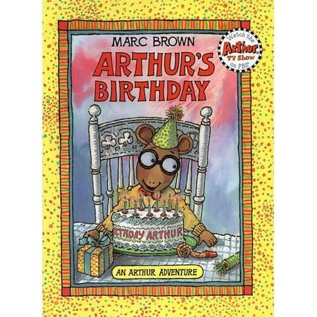 Arthurs Birthday by