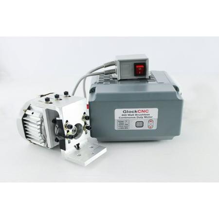 600 Watt Industrial Continuous Duty Motor &