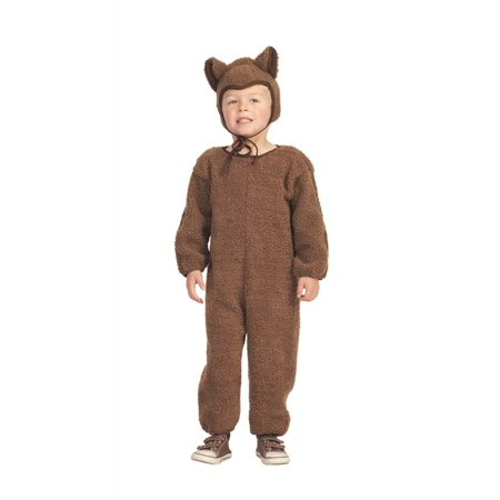 Bear Jumpsuit Child Costume