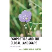 Ecopoetics and the Global Landscape - eBook