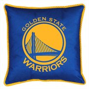 Sports Coverage NBA Golden State Warriors Toss Pillow