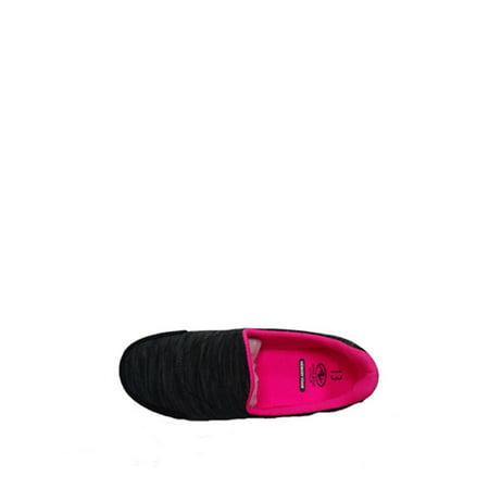Danskin Now Girls' Athletic Slip On Shoe
