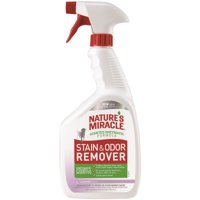 Natures Miracle Stain and Odor Remover Dog, Odor Control Formula, Lavender Scent