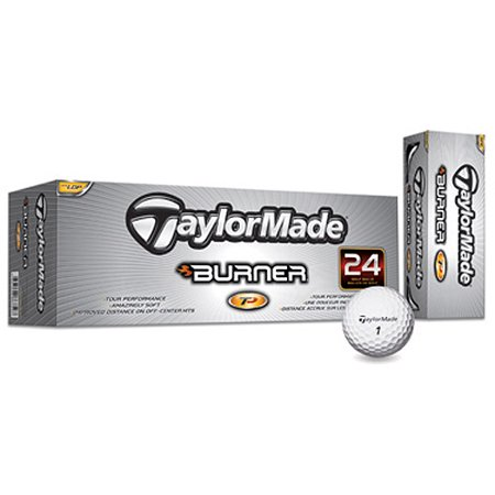 TaylorMade Burner TP Golf Balls, Double Dozen, 24 Pack