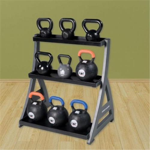 Power Systems 50090 Studio Premium Kettlebell Rack