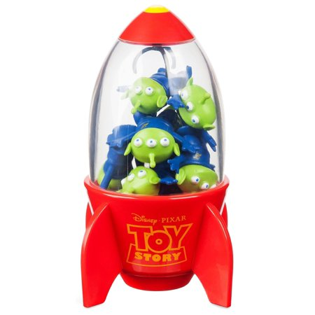 Toy Story Space Alien Claw Eraser Set - Toy Alien