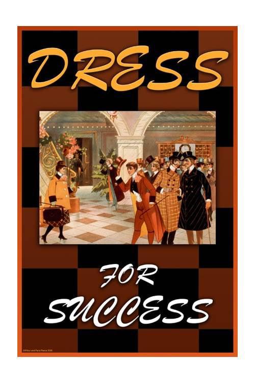 Dress for success essay