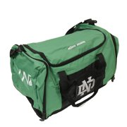 North Dakota Green Roadblock Duffle Bag
