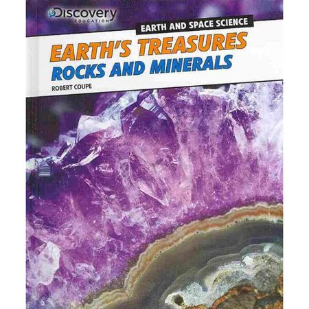 Earths Treasures  Rocks And Minerals