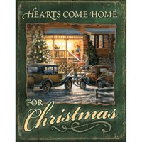Lang Companies Coming Home Boxed Christmas Cards for Heart Warming Greetings 18 Cards and 19 Envelopes - 5''x3.5''