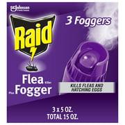 Best Flea Foggers - Raid Flea Killer Plus Fogger, 15 Oz Review