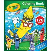 Crayola Coloring Activity Book Walmart Exclusive Gift Ages 3