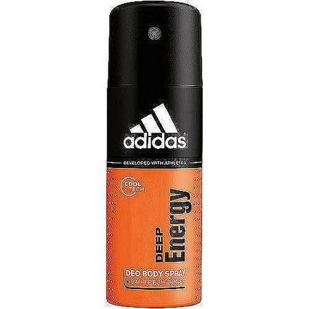 Adidas Functional Men Sport Energy Anti Perspirant Deodorant