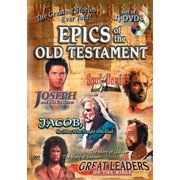 Epics of the Old Testament (DVD)
