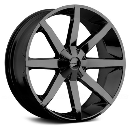 KMC Slide Wheel Rim 24x9.5 6x135 & 6x5.5