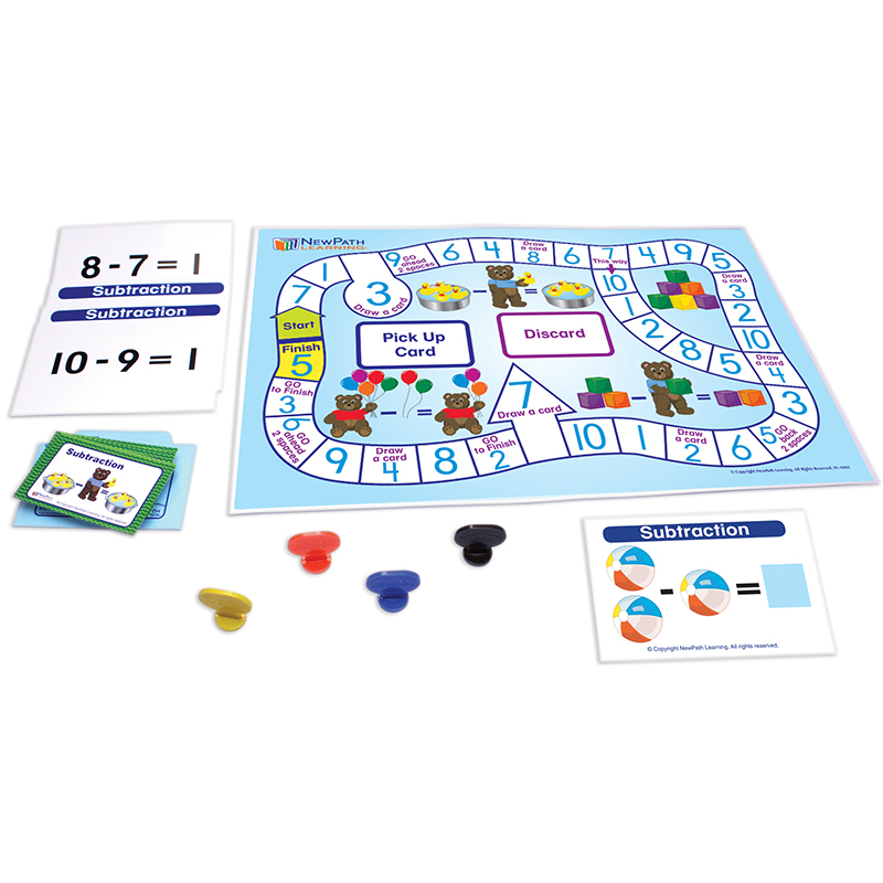 MATH READINESS GAMES SUBTRACTION LEARNING CENTER