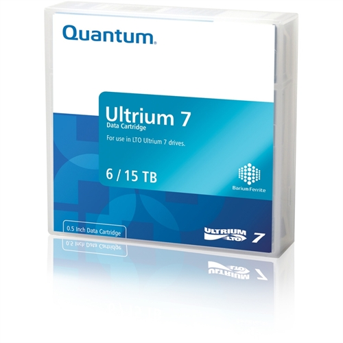 Quantum LTO Ultrium-7 Data Cartridge MR-L7MQN-01