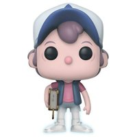 Gravity Falls Dipper Pines Glow Chase Variant Pop! Animation Vinyl Figure