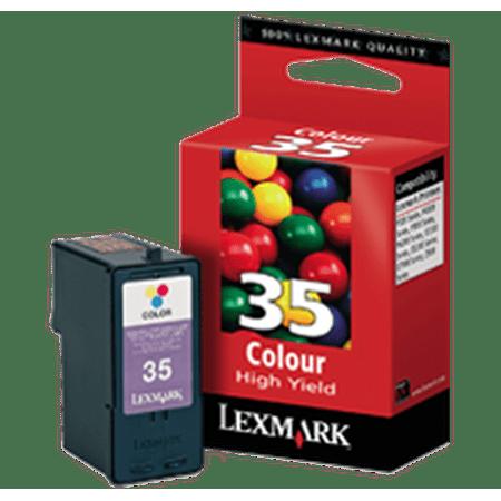 ~Brand New Original LEXMARK 18C0035 High Yield INK / INKJET Cartridge Tri-Color for Lexmark / IBM Z1300 - image 1 of 1
