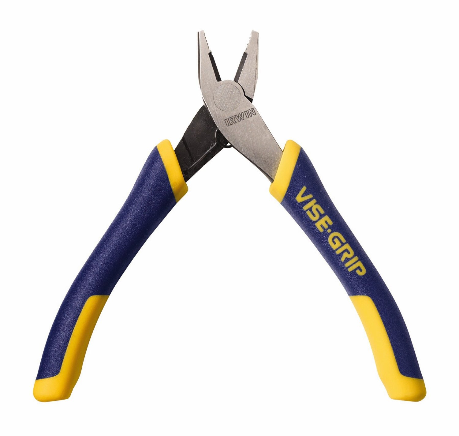 IRWIN 2078915 VISE-GRIP PLIERS LINEMAN'S WITH SPRING - 4 3/4 INCH
