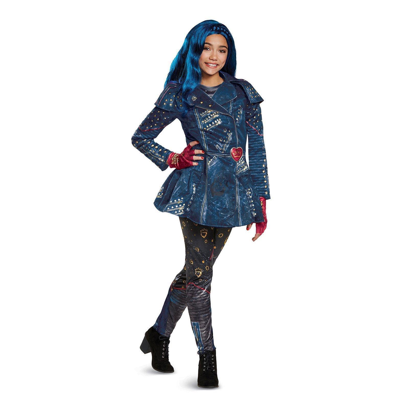 Descendants Evie Deluxe Isle Look Child Halloween Costume
