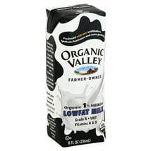 Shelf-Stable Milk: Organic Valley Lowfat