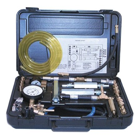 Brand New S & G Tool Aid Corp SG38000 Fuel Injection Pressure Test Kit