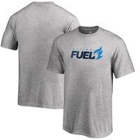 Dallas Fuel Fanatics Branded Youth Team Identity T-Shirt - Heathered Gray