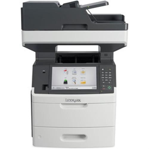 Lexmark MX711de Mono Laser Multifunction Printer/Copier/Scanner/Fax Machine