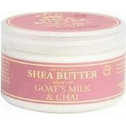 Goats Milk & Chai Infused Shea Butter Nubian Heritage 4 oz Cream