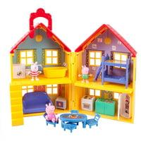 Peppa Pig Peppa's Deluxe House Play Set