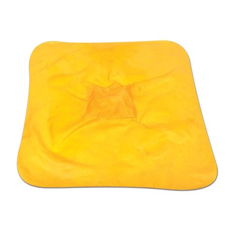 Auxiliary Penalty Flag (Gold), Yellow ripstop nylon material By - Yellow Penalty Flag