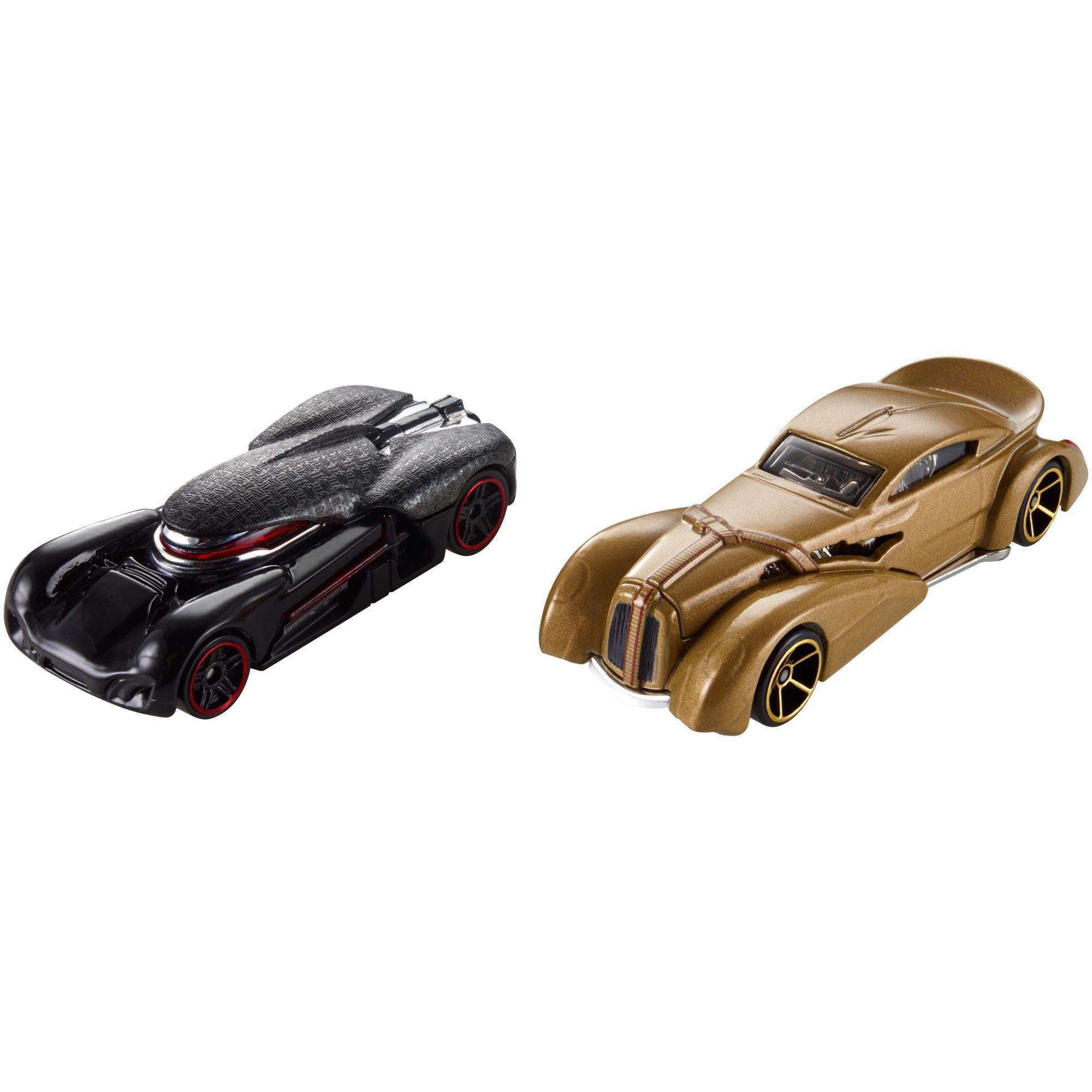 Hot Wheels Star Wars: The Last Jedi Snoke & Kylo Ren, Character Car by Mattel